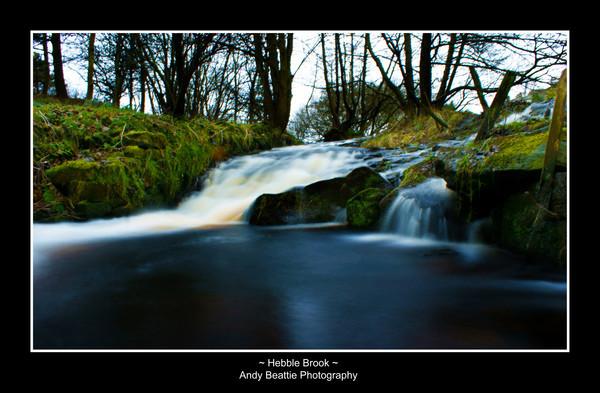 Hebble Brook by AndyBeattie