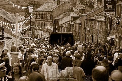 1940s weekend at Haworth